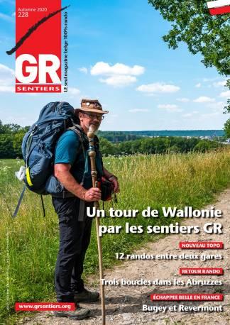 GR Sentiers n° 228 - Automne 2020