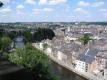 Vue de Namur depuis la Citadelle | GR 125
