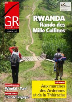 GR Sentiers n° 208 - Automne 2015