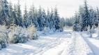 GR 573 Vesdre Hautes Fagnes - sous la neige
