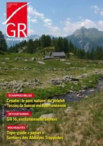 GR Sentiers n° 217 - Hiver 2018