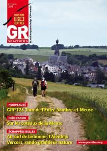GR Sentiers n° 219 - Eté 2018