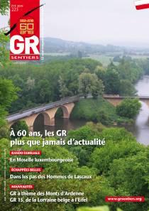 GR Sentiers n° 223 - Ete 2019