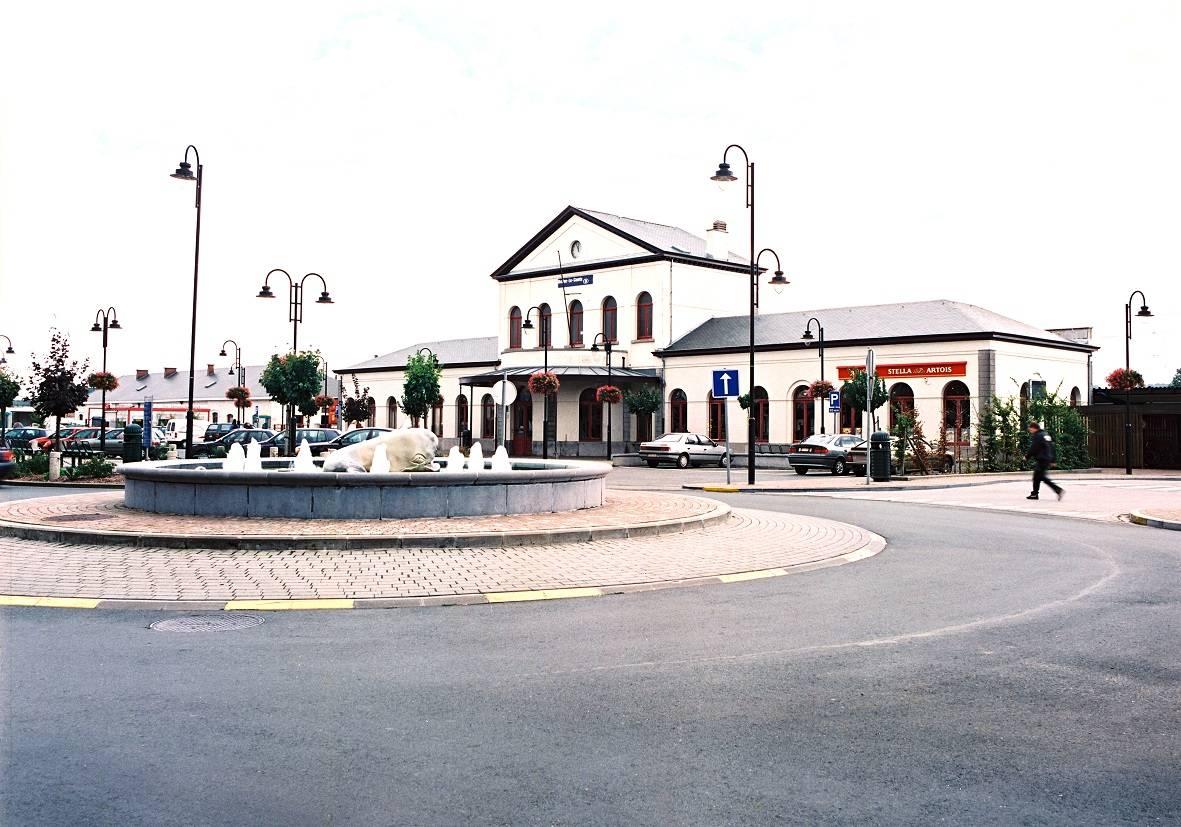 Rando entre 2 gares de Nivelles à Braine le Comte