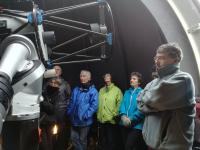 L'hiver ne refroidit pas l'enthousiasme des baliseurs luxembourgeois