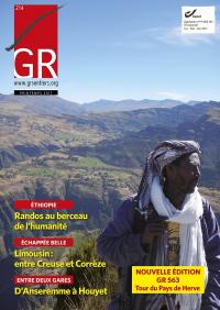 Recevez le seul magazine belge consacré uniquement à la randonnée pédestre!