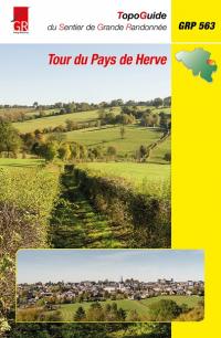 Parution du premier topo-guide GR de Pays  Tour du Pays de Herve - GRP 563
