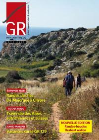 L'unique magazine belge de randonnées