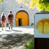 Le GR des abbayes trappistes de Wallonie  Premier sentier GR thématique 2.0  Disponible uniquement sur ce site !