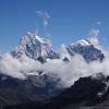 La haute route de l'Everest