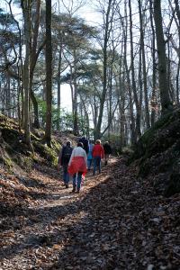 Des itinéraires GR de Gaume et d'Ardenne accessible moyennant quelques précautions