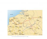 Les voies romaines par la Wallonie