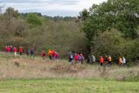 Les GR présents à la Fête du Parc Naturel Viroin-Hermeton