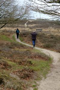 À la découverte des sentiers des Basses- Fagnes en Drenthe (NL)