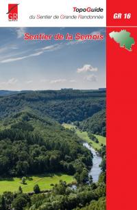 Sentier dessiné le long de la Semois, d'Herbeumont à Monthermé