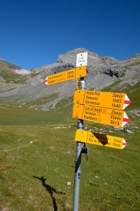 Retour rando : Entre les Alpes valaisannes et vaudoises