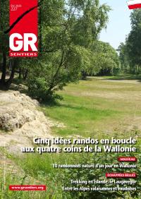 Faites le plein d'idées et découvrez le magazine « GR Sentiers » du 21 juin, spécial déconfinement.