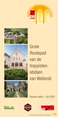 Le Sentier des Abbayes Trappistes (SAT)  Nouvelles éditions en français, néerlandais et anglais pour Smartphone