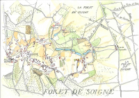 Quelle est la commune belge traversée par le plus grand nombre de sentiers GR ?