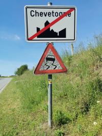 Chevetogne : la Province interdit l'accès d'un tronçon du GR577