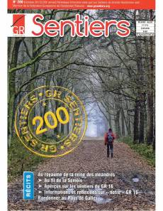 GR Sentiers n° 200 - octobre 2013