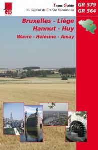 GR 579 et G5 564 Bruxelles - Liège - Hannut - Huy - Wavre - Hélécine - Amay