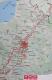 Carte générale du GR 655 Sentier vers Saint-Jacques-de-Compostelle