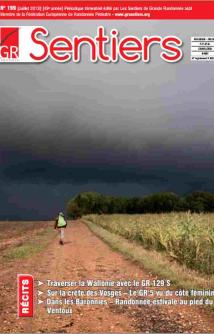 GR Sentiers n° 199 - Juillet 2013
