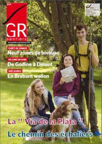 GR Sentiers n° 204 - Automne 2014