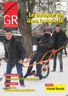 GR Sentiers n° 210 - Printemps 2016