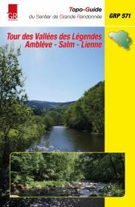 GRP 571 Tour des Vallées des Légendes - Amblève - Salm - Lienne