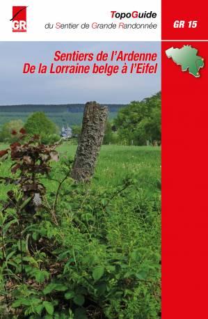 GR 15 Tronçon nord - Monschau - Martelange