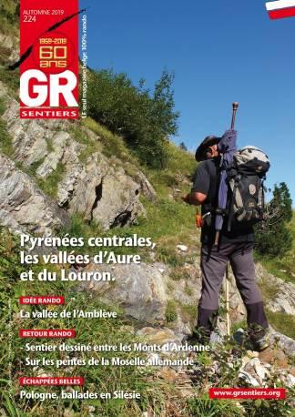 GR Sentiers n° 224 - Automne 2019